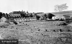 Caldey Island, The Abbey c.1955
