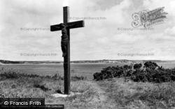 The Calvary c.1955, Caldey Island