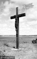 Caldey Island, The Calvary c.1960