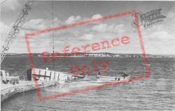 The Slipway c.1960, Caldey Island