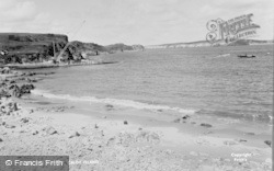 Caldey Island, The Slipway c.1960