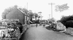 Caldicot, Chepstow Road c.1955
