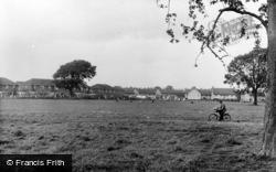 Caldicot, King George V Playing Field c.1955