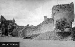 Caldicot, The Castle 1949