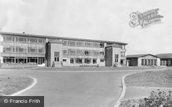 Caldicot, The College c.1955