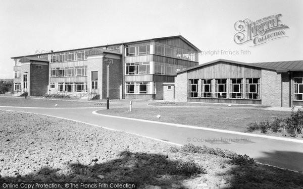 Caldicot, the College c1965