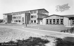 Caldicot, The College c.1965