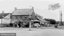 Caldicot, The Village c.1955