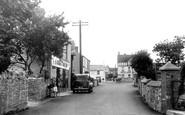 Caldicot, Village c1955