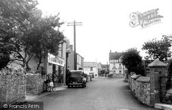 Caldicot, Village c.1955