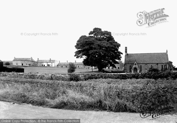 Photo of Caldwell, Village c.1955