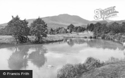 Callander, Ben Ladi And River Teith c.1935