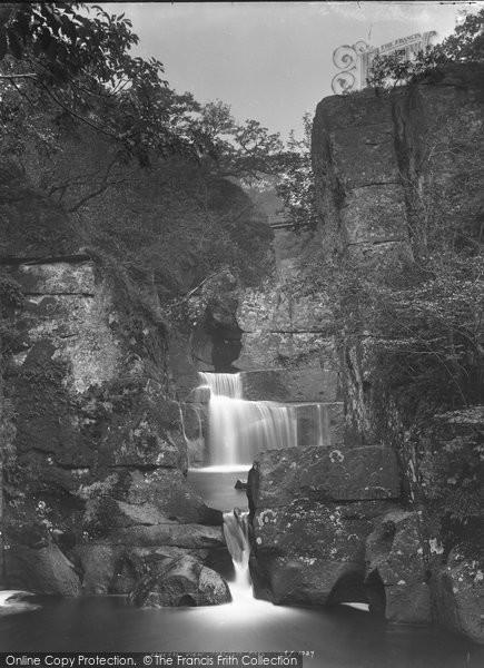 Photo of Callander, Bracklinn Falls c.1880