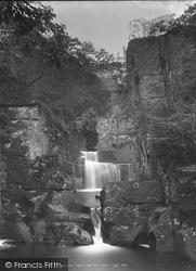 Callander, Bracklinn Falls c.1880