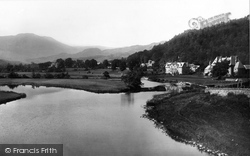 Callander, From The Bridge 1899