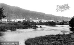 Callander, From The Meadows 1899