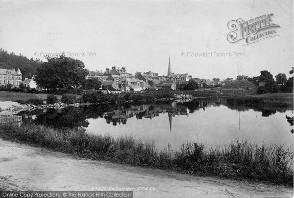 Photo of Callander, From The Meadows 1899