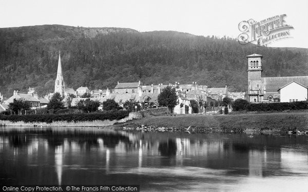 Photo of Callander, From The River Teith 1899