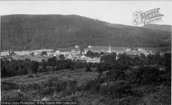 Photo of Callander, From The South 1899