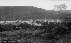 Callander, From The South 1899