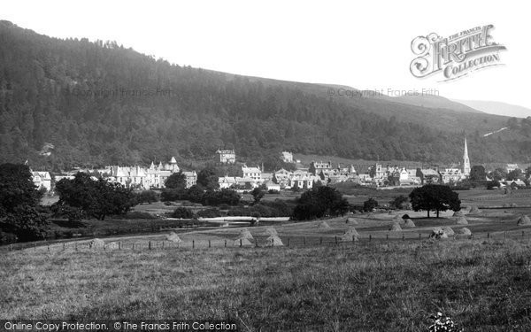 Photo of Callander, From The South West 1899