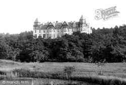 Callander, Hydropathic Establishment 1899