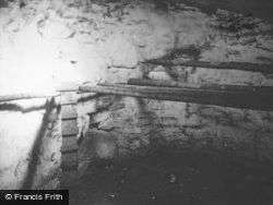 Callander, Inside Colliechat Castle 1955