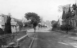 Callander, Leny Road 1899