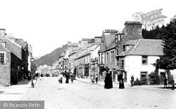 Callander, Main Street 1899