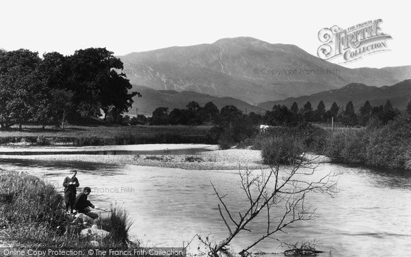 Photo of Callander, Meeting Of The Waters 1899