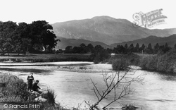 Callander, Meeting Of The Waters 1899