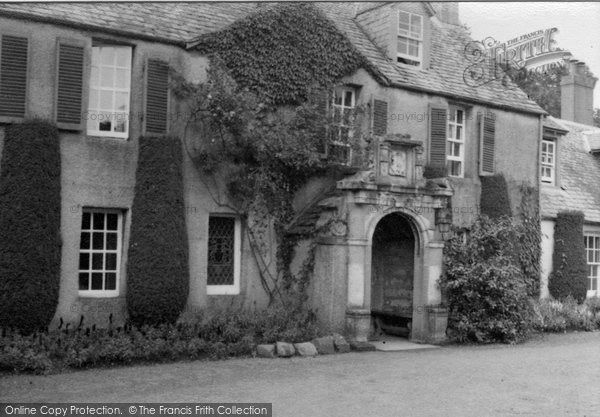 Photo of Callander, Roman Camp House 1956