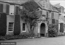 Callander, Roman Camp House 1956