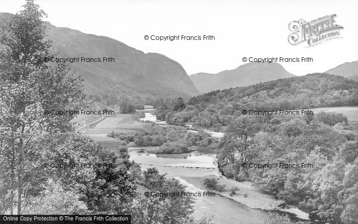 Photo of Callander, Valley Of The Leny c.1935