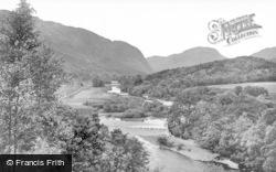 Callander, Valley Of The Leny c.1935