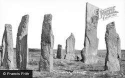 Callanish, Stones c.1955
