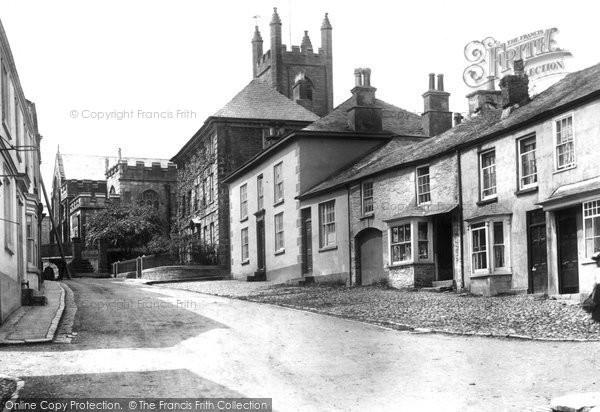 Callington, Church Hill 1908