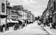 Callington, Fore Street 1893