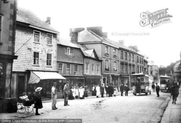 Callington, Fore Street 1904