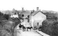 Callington, Launceston Road 1908