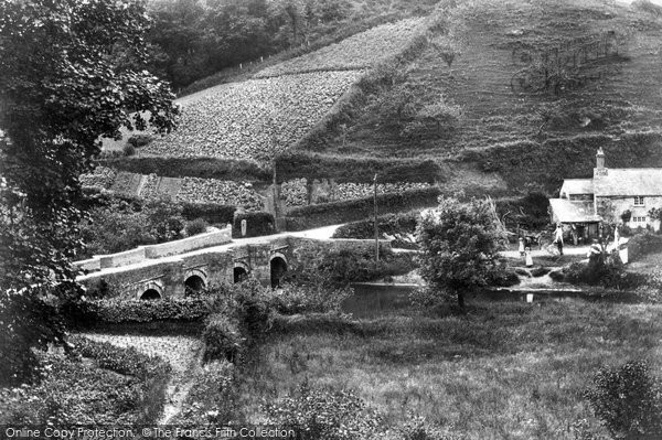 Callington, New Bridge 1904