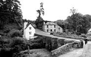 Callington, Newbridge c1955