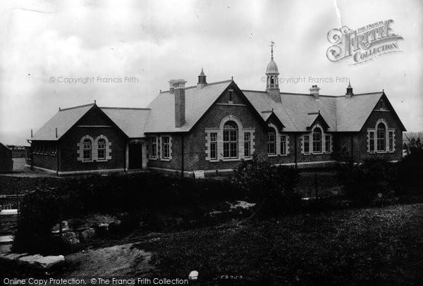 Callington, Secondary School 1908