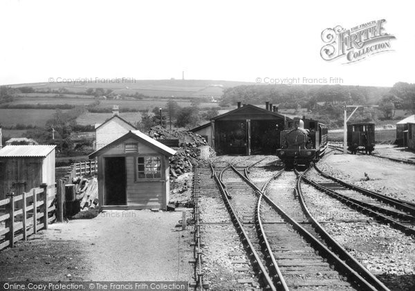 Callington, Station 1908