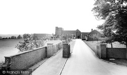 Calne, Bentley Grammar School c.1970