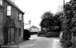 Calne, Castle Street c.1960