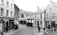 Calne, Church Street c1965