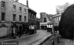 Calne, Church Street c.1965