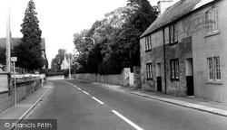 Calne, Curzon Street c.1960