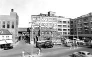 Calne, Harris's Factory c1960